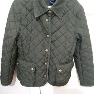 Ralph Lauren khaki green jacket